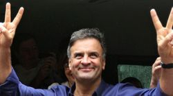 Aécio apoia protestos contra Dilma, mas rejeita