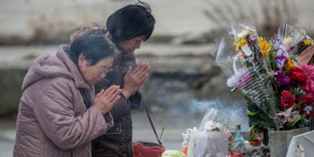 Japão presta homenagens às vítimas de terremoto quatro anos após a tragédia