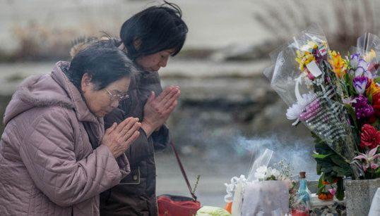 FOTOS: Japão presta homenagem aos mortos em
