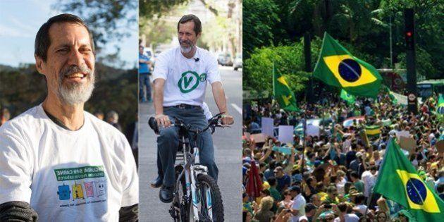 Eduardo Jorge confirma que vai às ruas no protesto do dia 15: 'O governo PT e Dilma