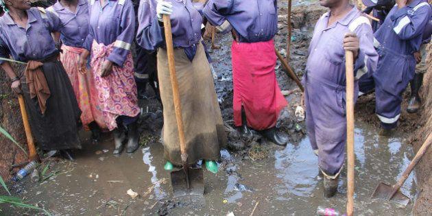 As mulheres de Uganda que não conseguem usar banheiros sem temer doenças e