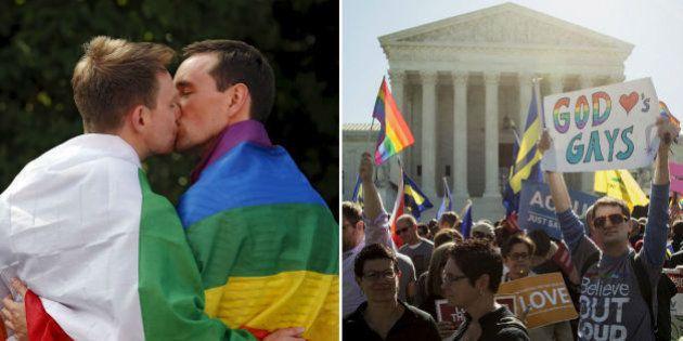 Irlandeses aprovam casamento gay em referendo e Constituição é