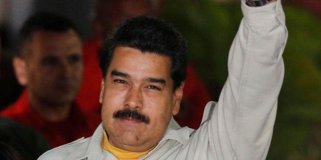 Nicolás Maduro governará por decreto na área de segurança por seis