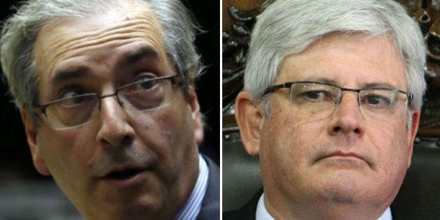 Eduardo Cunha quer mudar legislação para impedir recondução do procurador-geral da República, Rodrigo