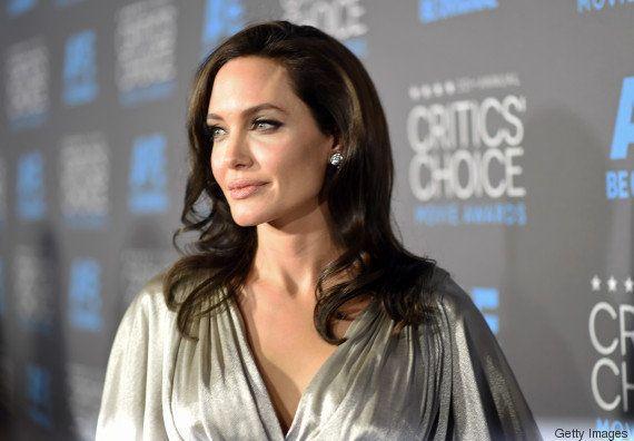 Angelina Jolie: 'A decisão de fazer mastectomia não foi fácil. Mas estou feliz de tê-la