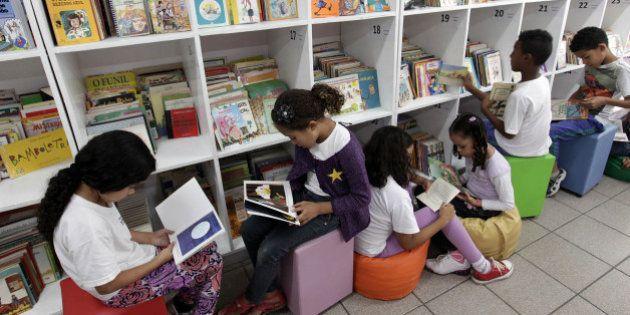 Brasil precisa construir 64 mil bibliotecas escolares até 2020 para cumprir
