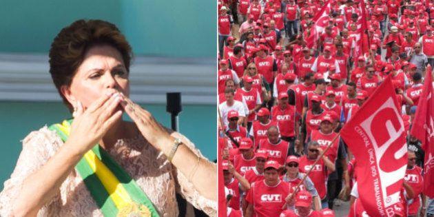 Militantes pró-Dilma vão às ruas nesta sexta-feira em defesa do governo e da