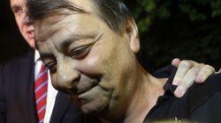 Depois de sete horas preso, Cesare Battisti é solto em