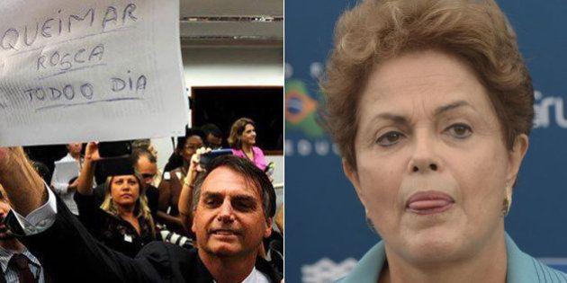 Para cumprir 'vontade do povo', Jair Bolsonaro entra com pedido de impeachment de