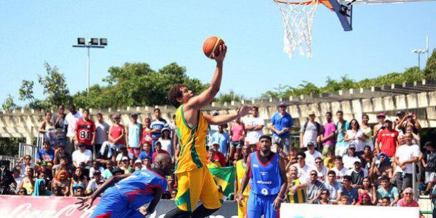 Seleção brasileira de basquete não terá atletas da NBA no