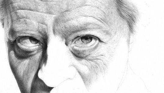 FOTOS: Artista italiano desenha a velhice de um jeito que você nunca