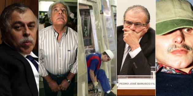 #SwissLeaks: Torturador na ditadura, delatores da Petrobras e ex-diretores do Metrô de SP aparecem em...