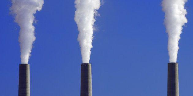 Emissões de CO2 ficam estáveis em