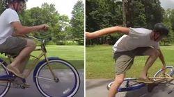 ASSISTA: Quase ninguém consegue andar nesta bicicleta -- e o motivo é