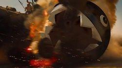 Este mashup de 'Mad Max' e 'Mario Kart' é o vídeo mais empolgante de