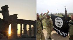 Ruínas de cidade Síria ainda estão a salvo. Até