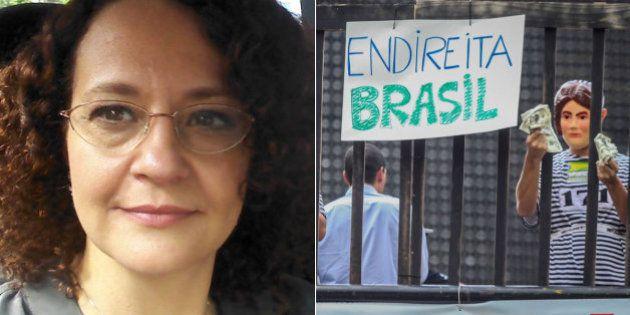Líder do Psol, Luciana Genro critica Globo e PT, defende mudanças e pede por modelo