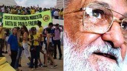 ONU tem um recado após faixa em ato contra Dilma atacar Paulo