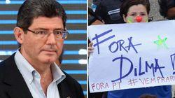 Após protestos, Levy diz que Dilma está tranquila em relação aos ajustes