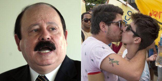 Declaração homofóbica sobre aparelho excretor em debate na Record rende multa de R$ 1 milhão a Levy