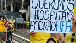 'Copa ou Protesto?' Tumblrs que zoaram (muito!) as