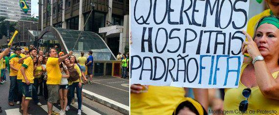 Copa ou Protesto? Tumblrs e páginas que zoaram as manifestações do dia 15 de