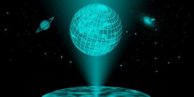 O universo pode ser um holograma gigante. Prepare a crise