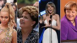 De Dilma Rousseff a Taylor Swift: veja quem são as mais poderosas do mundo para a revista