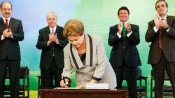 'Valeu a pena lutar pela democracia', diz Dilma sobre protesto contra ela