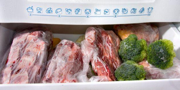 Aprenda a congelar e descongelar alimentos da melhor