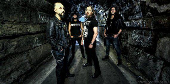 Esta banda iraquiana de heavy metal usa música como 'terapia' para suportar a