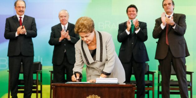 Dilma sanciona o novo Código do Processo Civil, elaborado pelo princípio da