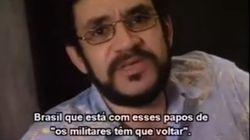 ASSISTA: Entrevista de Renato Russo em 1994 parece que foi gravada...