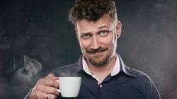Homens que tomam café têm risco 42% menor de