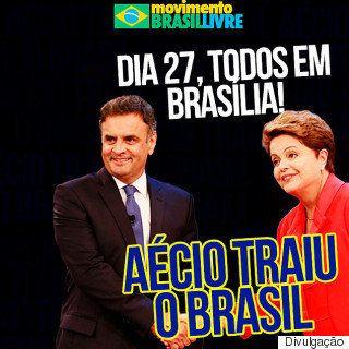 ASSISTA: Kim Kataguiri e Movimento Brasil Livre já chegaram a Brasília e têm um recado para Aécio
