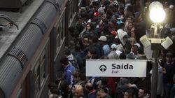 Greve de trens e metrô prevista para amanhã em SP é