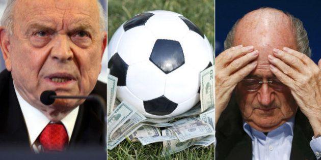 Ex-presidente da CBF José Maria Marin e outros seis dirigentes da Fifa são presos por corrupção em operação...