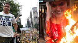 PESQUISAS: Grupo que foi às ruas no domingo ganha bem, vota em Aécio e quer