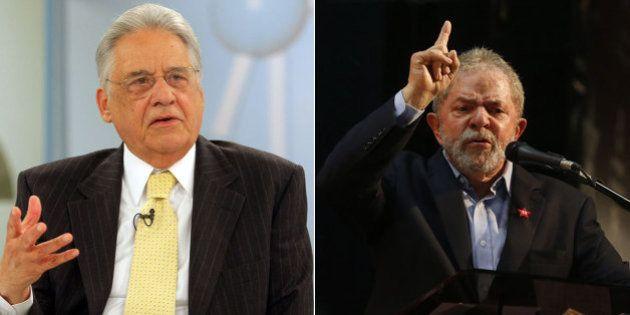 FHC chama Lula à responsabilidade de responder aos