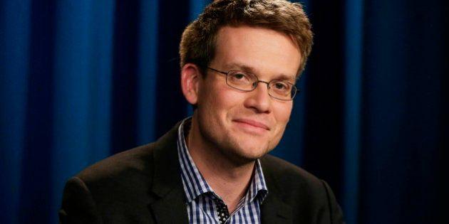 John Green, escritor de 'A Culpa É das Estrelas', vem ao