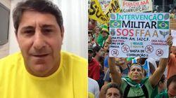 ASSISTA: PM de Goiás chama petistas de 'ladrões' e sugere 'luta