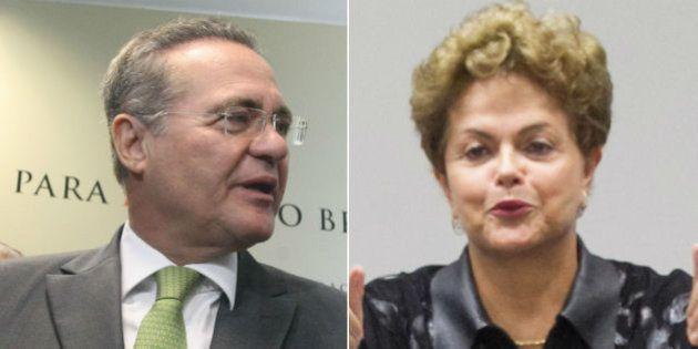 Em ataque a presidente Dilma Rousseff, Renan diz que 'faltou protagonismo' do governo para aprovar reforma