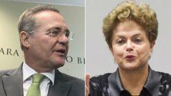 Renan ataca Dilma: 'Faltou protagonismo' do governo para aprovar reforma