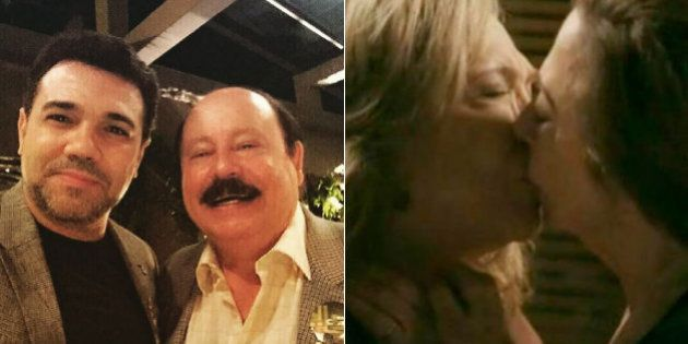 Deputado Marco Feliciano critica estreia e beijo gay em 'Babilônia', nova novela da