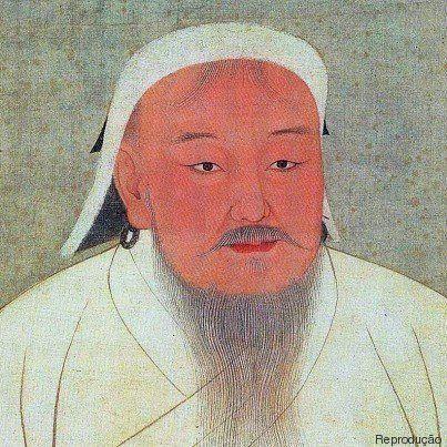 Você é asiático? Então há grandes chances de você ser descendente de Gêngis Khan, diz