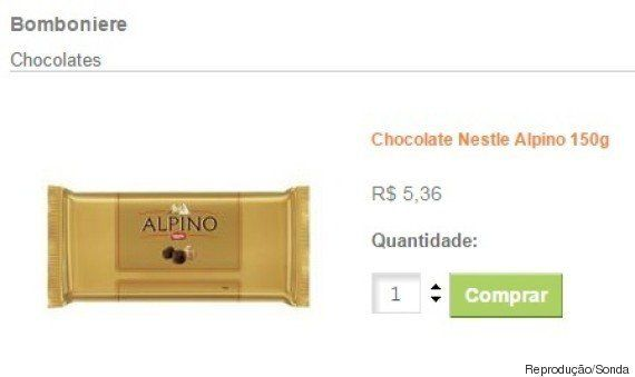 Ovo de Páscoa: Com o valor cobrado, é possível comprar mais que o dobro do mesmo chocolate em