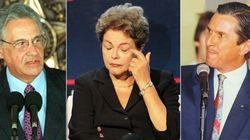 Rejeição de 62%: Impopularidade de Dilma supera a de FHC e cola na de