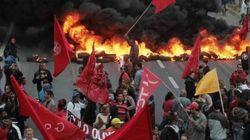 MTST protesta em 13 estados contra a extrema