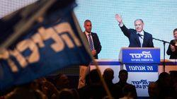 Netanyahu vence as eleições em
