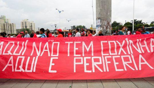 Dia Nacional de Lutas: Protestos do MTST pelo país em 9 imagens